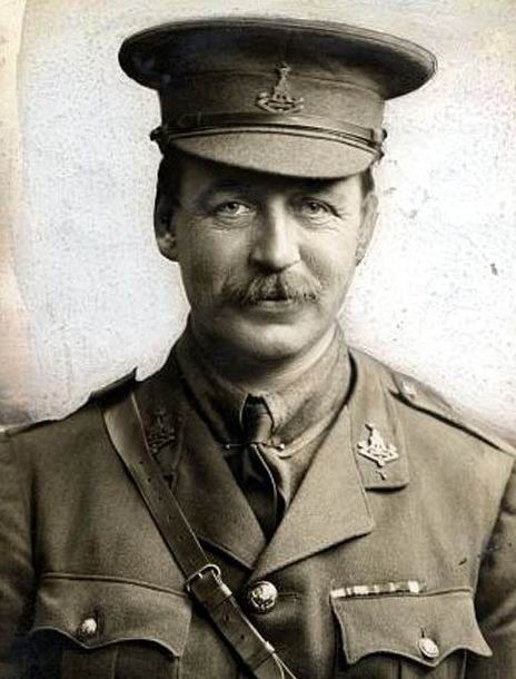 Сэр Таттон Бенвенуто Марк Сайкс, баронет (1879-1919).