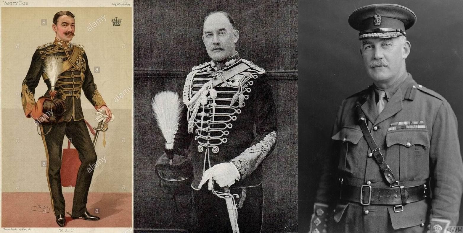 Рудольф Роберт Бэзил Алоизиус Огастин Филдинг, 9й граф Денби, 8й граф Десмонд (1859 – 1939).