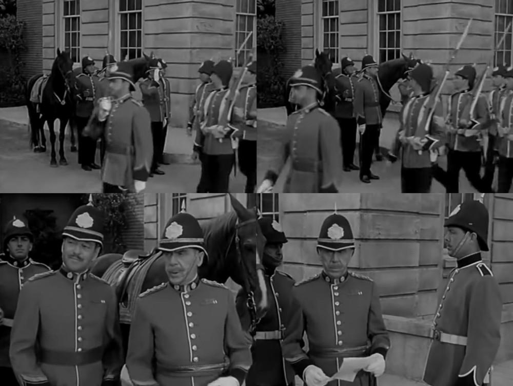 Королевский Мидлендский фузилерный полк.