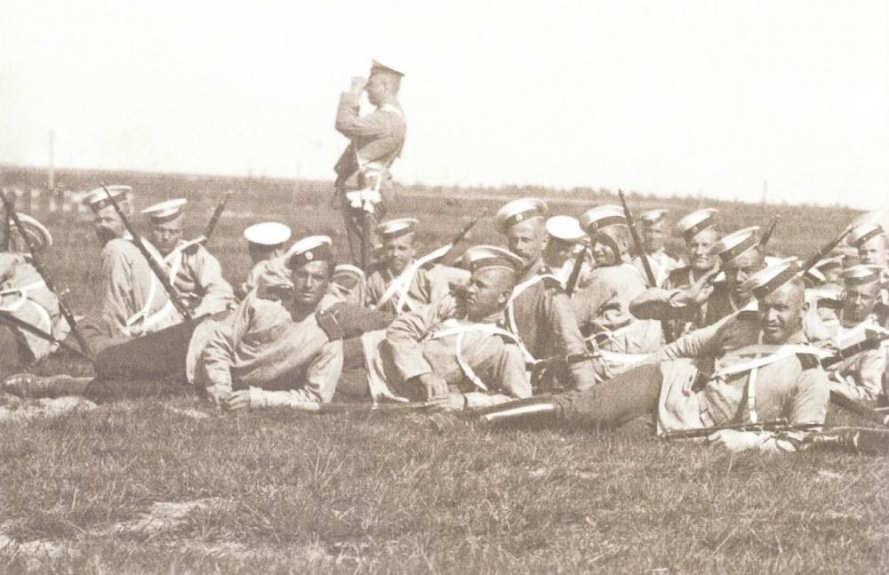 Кавалергарды, 1908г.