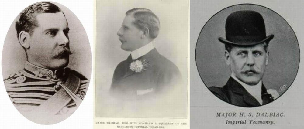 Генри Шелли Далбиак (1850-1900).