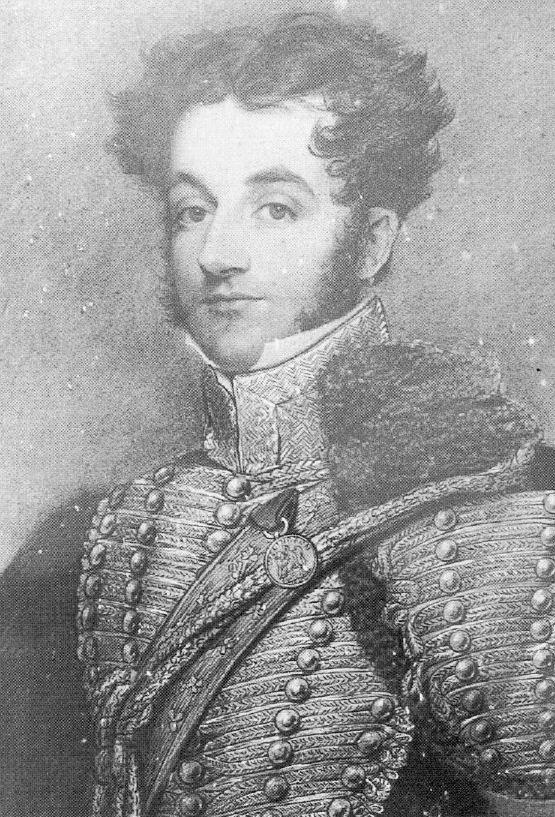 Сэр Генри Флойд, 1822-24гг.