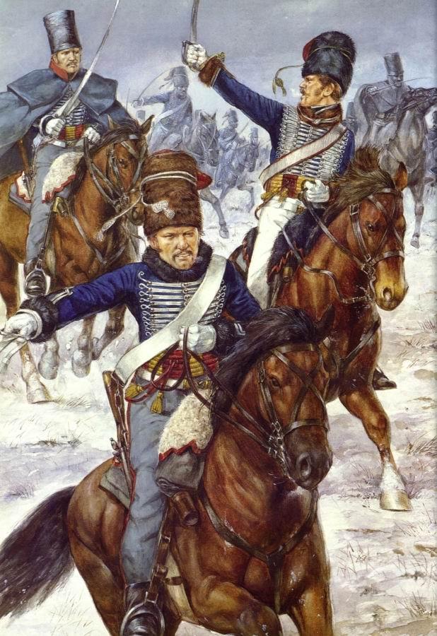 """Саагун 1808г. """"Эмсдорф и победа!"""""""