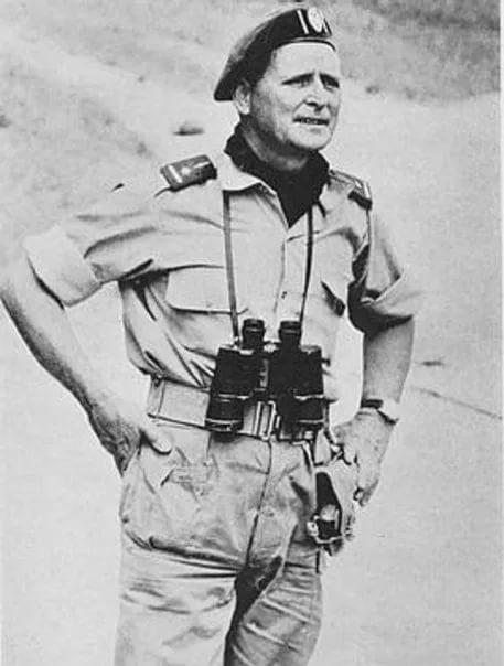 фотография 60-х годов времен Конголезского Кризиса