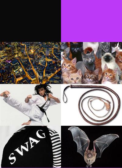 wv mood catwoman finish
