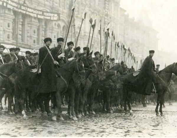чеческий кавалерийский дивизион
