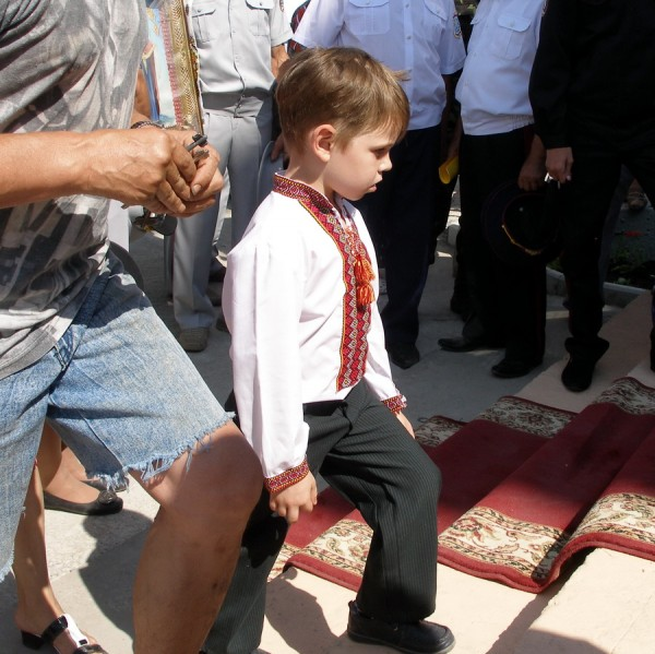мода, церковь, дети