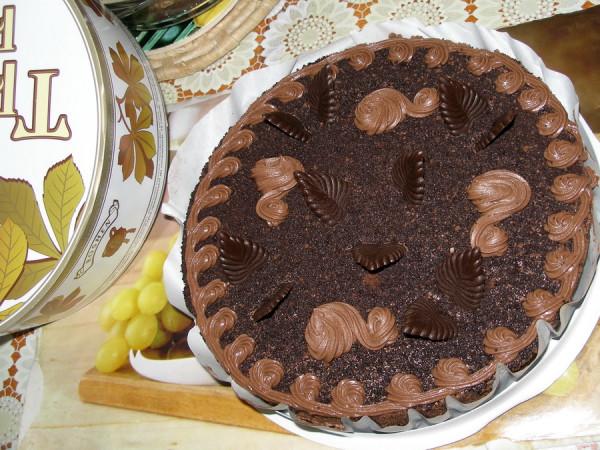 торт Рошен трюфельный