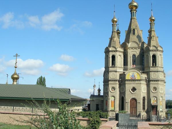 храм Алчевск