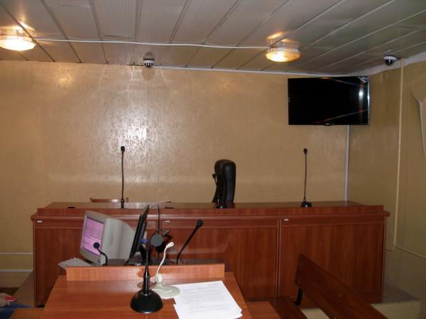 зал судебных заседаний №1