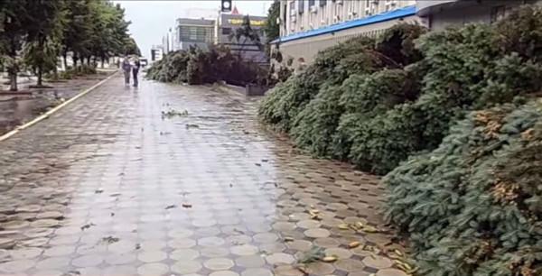 ураган ЛНР