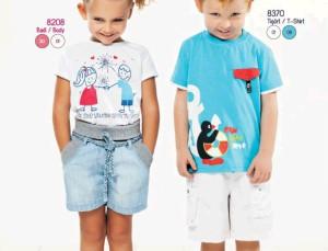 футболки для мальчиков от Астерия