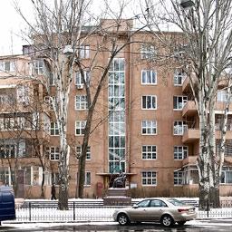 Одесса жил дом сотрудников НКВД
