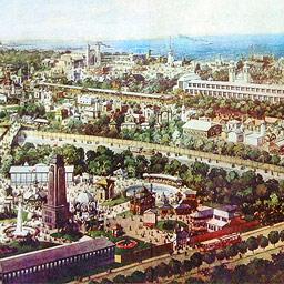 Одесса комплекс всероссийской выставки 1910 г