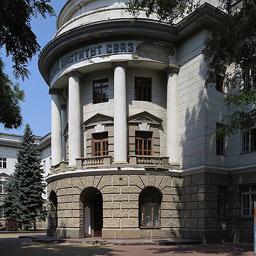 Одесская нац академия связи им. Попова