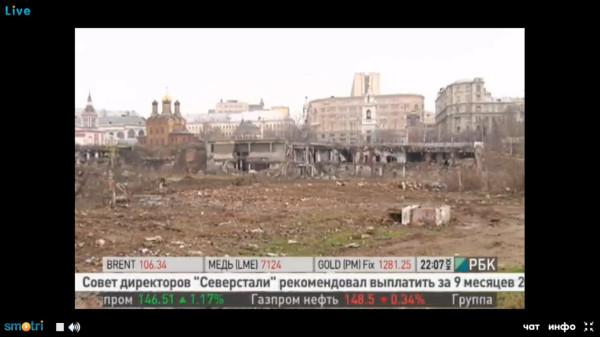Москва Здесь будет парк за 1 млрд дол