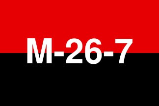 Флаг Движения 26-го июля