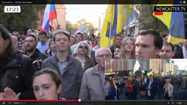 Марш мира пиздуй домой российский солдат1
