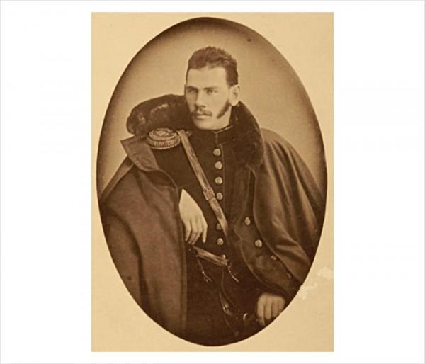 Лев Толстой. 1854 г