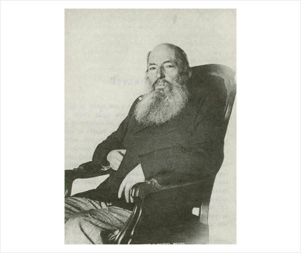 09 Афанасий Афанасьевич Фет. 1890 г. ()