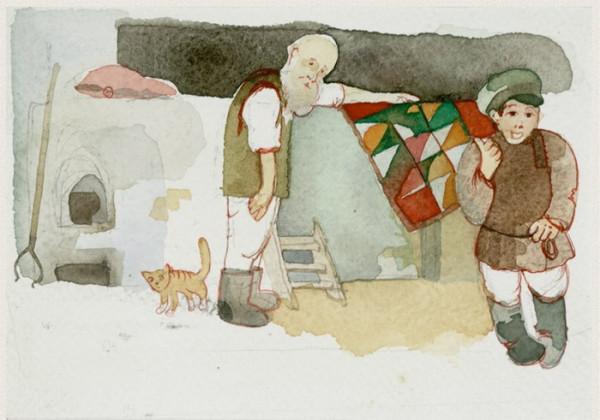 21 Кобяков Игорь Константинович (род. 1959) Иллюстрация к Азбуке 2003г