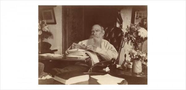 66 Л.Н. Толстой. 1908. Ясная Поляна. Фото С.А. Толстой