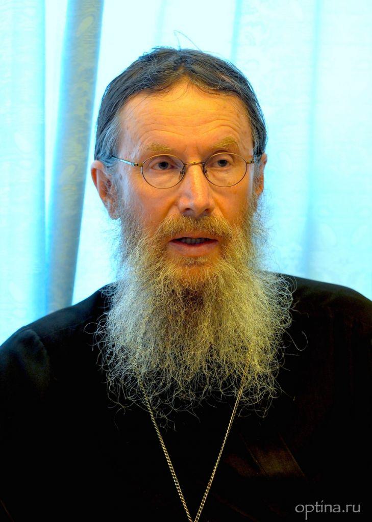 Игумен Тихон Борисов