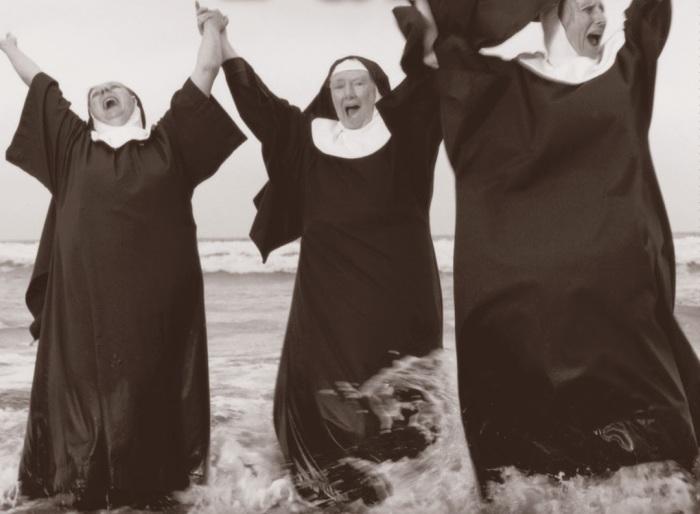 много монашек секс один и посвящение мужик