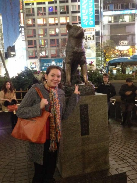 Hachiko and Me