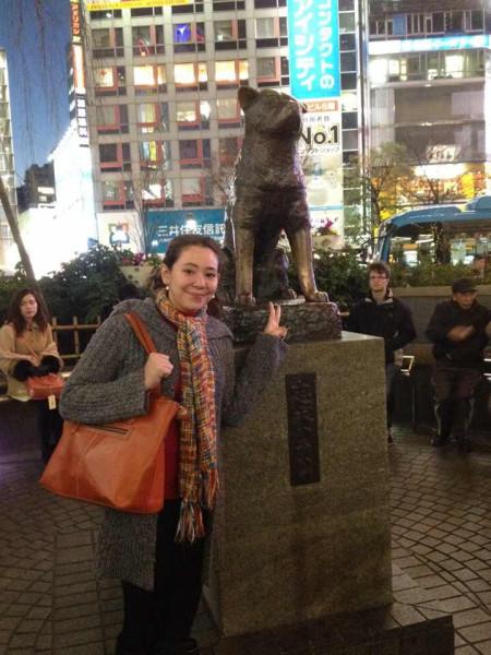 Hachiko and Me