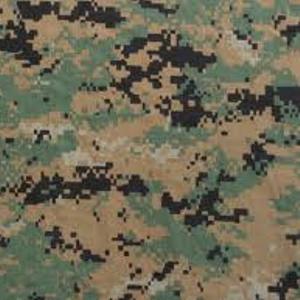 MARPAT Woodland camouflage