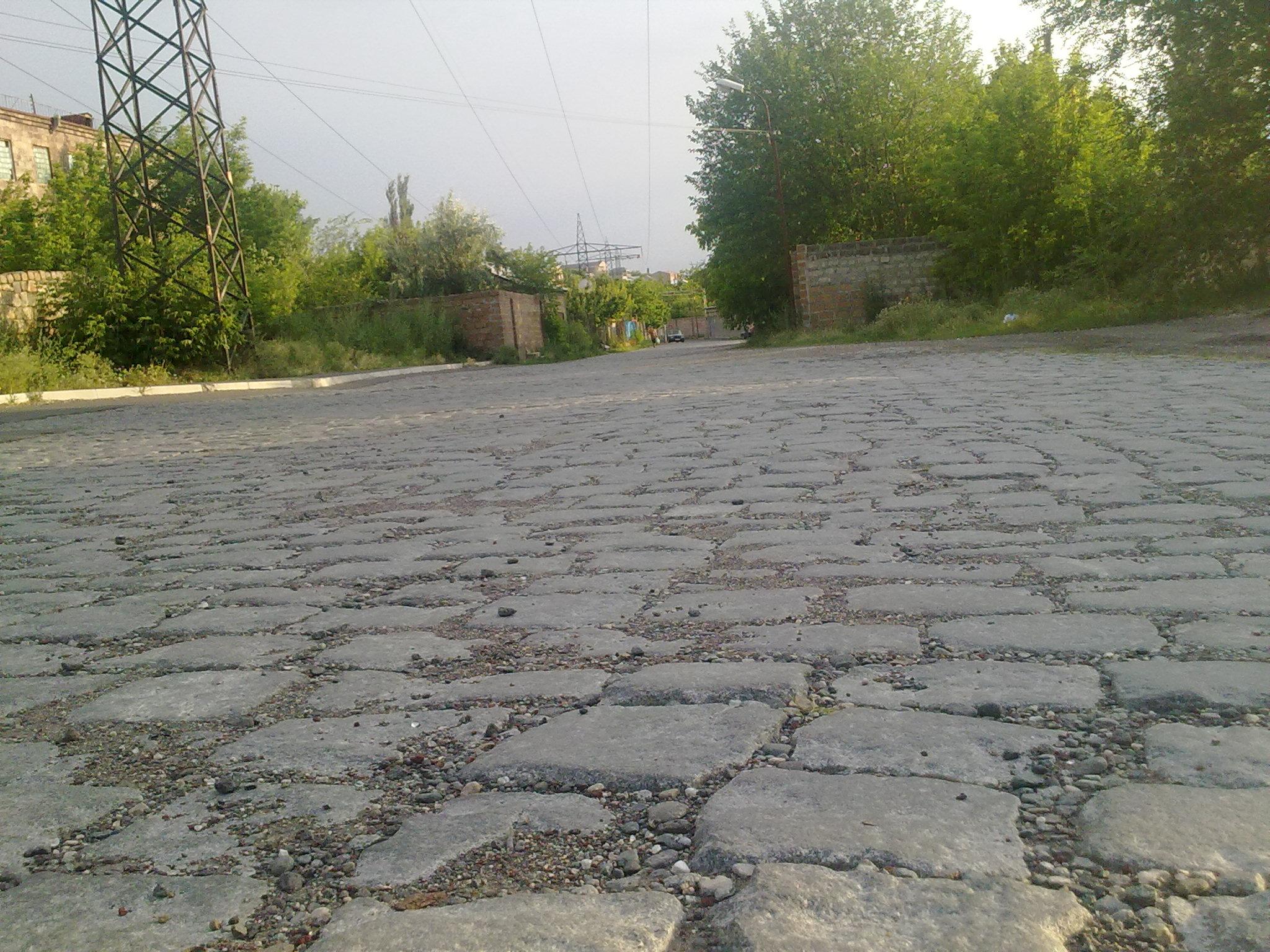Շրջանցիկ թունել փողոց
