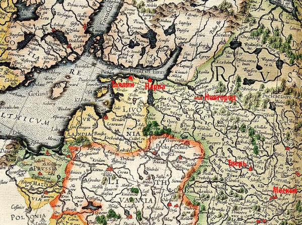 Карта-Меркатора