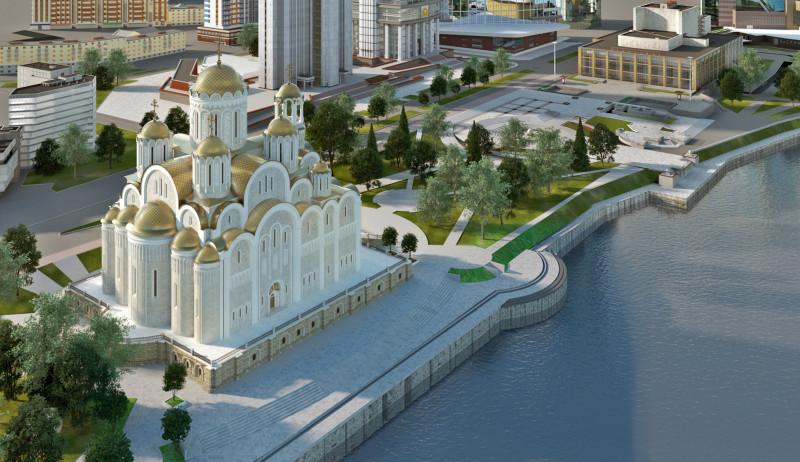Проект храма, @Вечерние ведомости