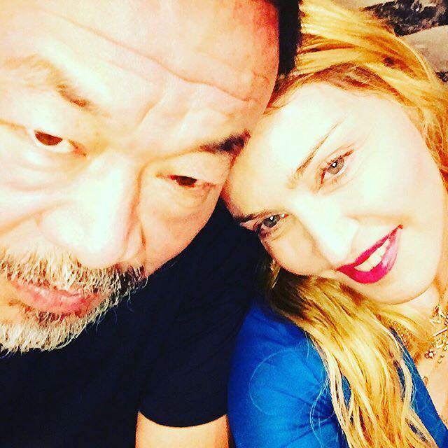 Alextime- Dinner with Ai Wei Wei! Art for Freedom! Art for Love💘 Art Basel🏃🏃🏃🏃🏃🏃 Don't Miss it! Tears of a Clown! Dec 2nd in Miami! 😂 Insert Clown Em…