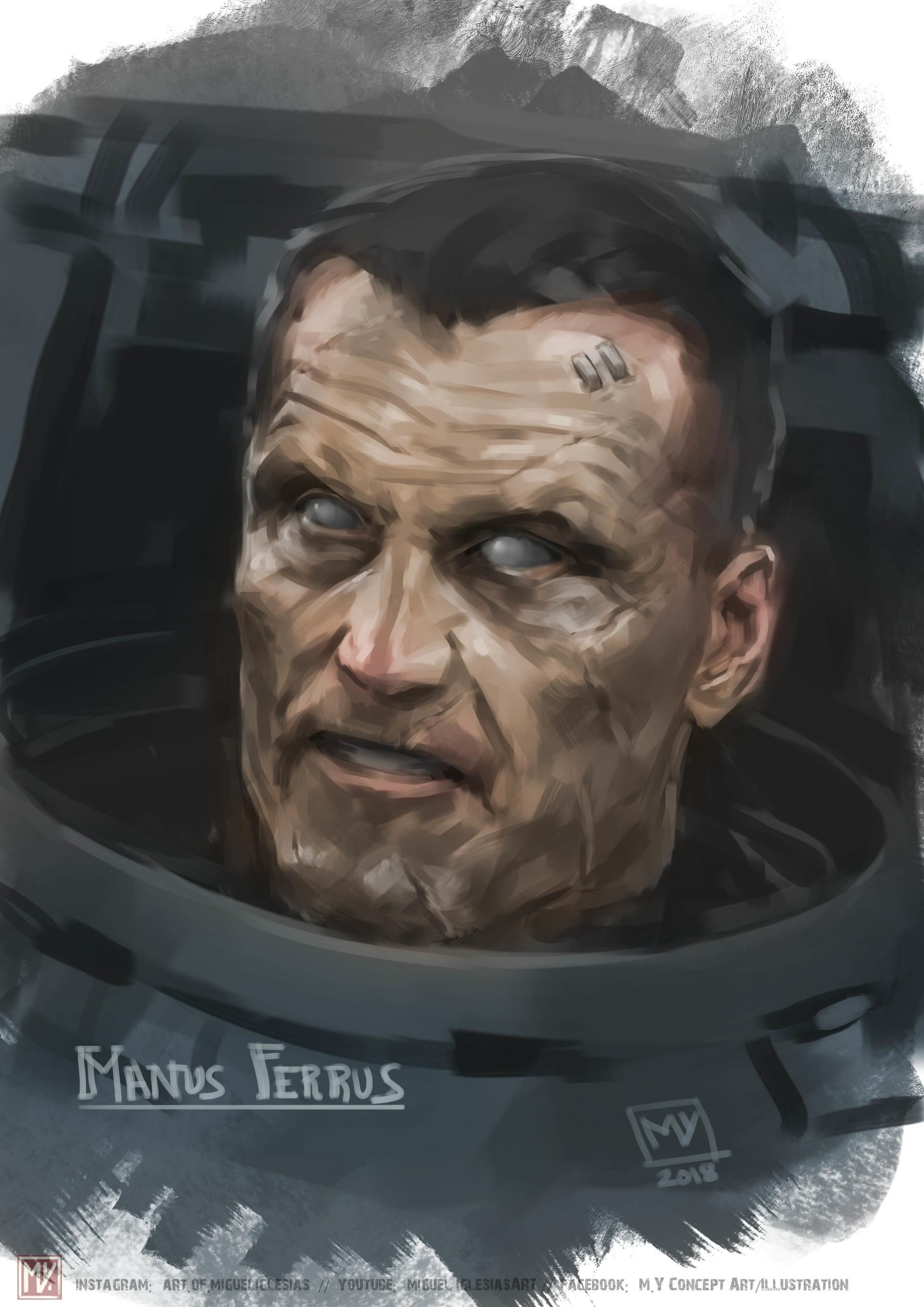 10 - yPYuwpH - Ferrus Manus, Primarch of the Iron Hands