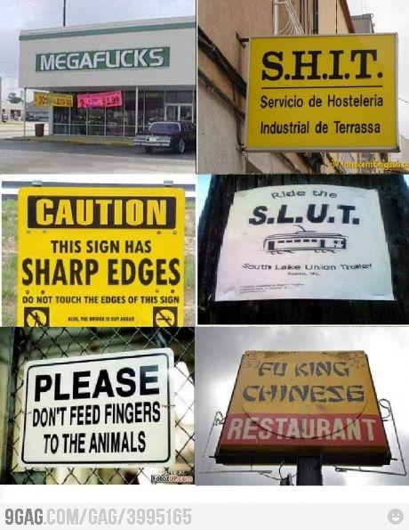 1959a3424875a47f18cdf214152a9c96--funny-signs-its-funny
