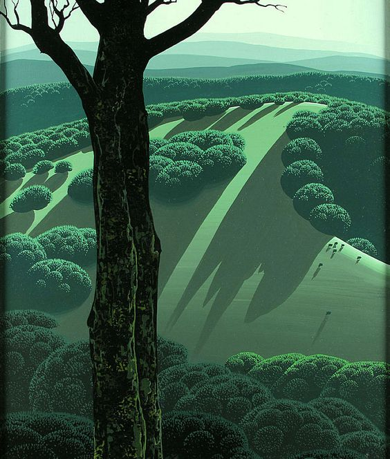 Эйвинд Эрл (Eyvind Earle)