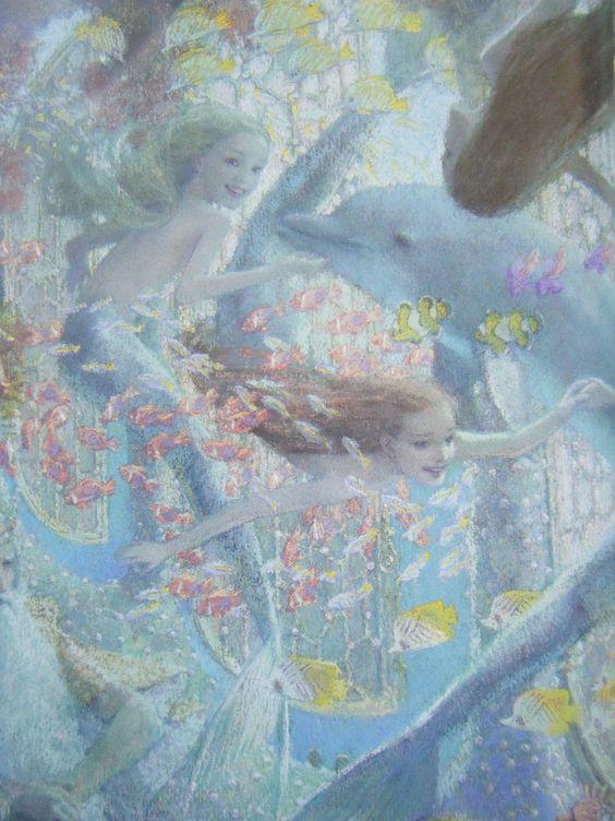 Christian Birmingham little mermaid 4