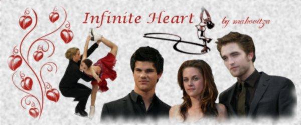 Infinite Heart Banner
