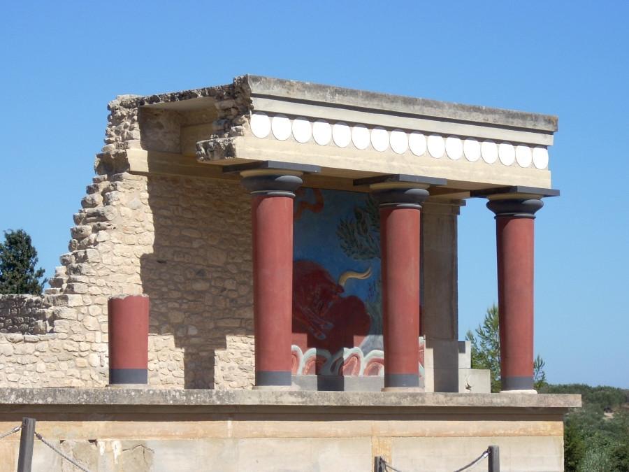 Центр древнегреческой цивилизации легенда