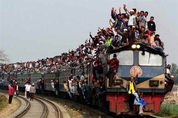 trem-lotado