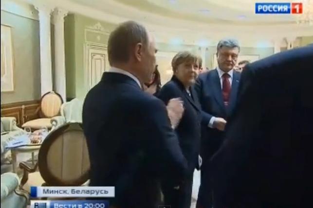 Putin_Porosenko