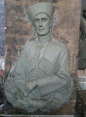 Памятник Петру Врангелю