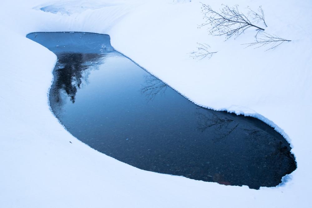 Реки как вены, вскрываются весной