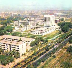 Ташкент ВУЗ-городок 1975