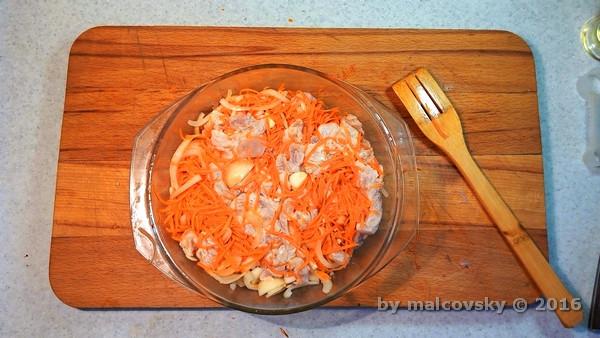 Салат с чипсами лейс рецепт