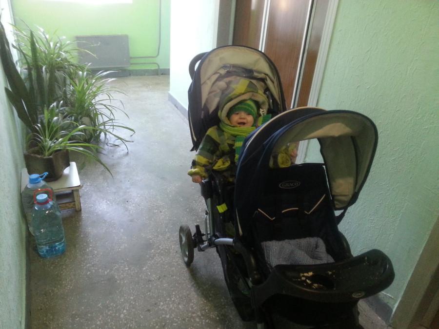 Нескучный день с двумя погодками, доча 2.5 и сына 11 месяцев 20131109_131622