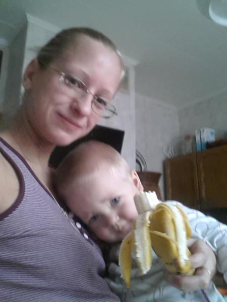 Нескучный день с двумя погодками, доча 2.5 и сына 11 месяцев 20131109_155303