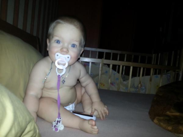 Нескучный день с двумя погодками, доча 2.5 и сына 11 месяцев 20131109_082808